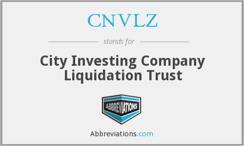 What does CNVLZ stand for?