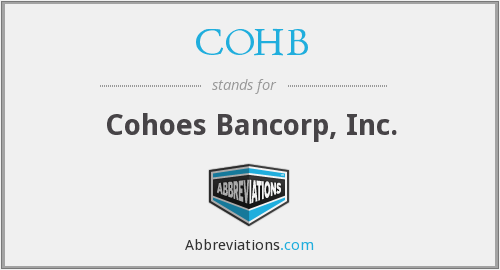 What does COHB stand for?
