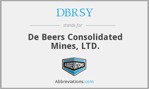 What does DBRSY stand for?