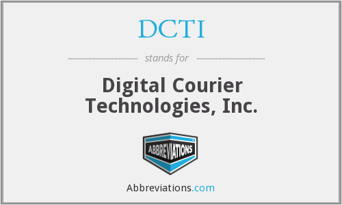 What does DCTI stand for?