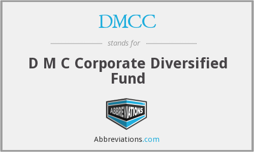 What does DMCC stand for?