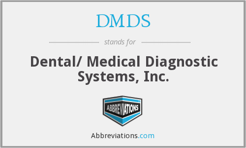 What does DMDS stand for?