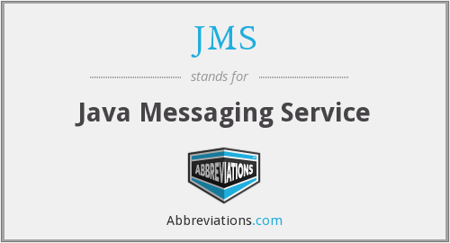 What does JMS stand for?