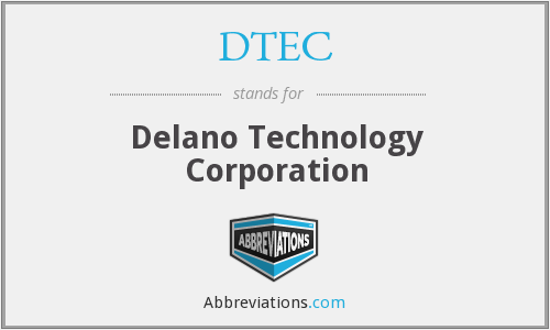 What does DTEC stand for?
