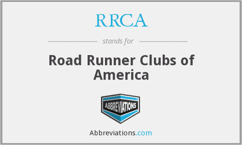 What does RRCA stand for?