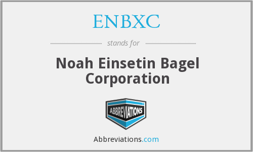 What does ENBXC stand for?