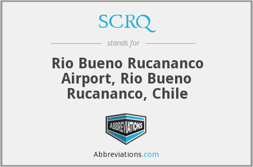 What does SCRQ stand for?