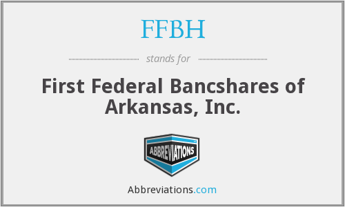 What does FFBH stand for?