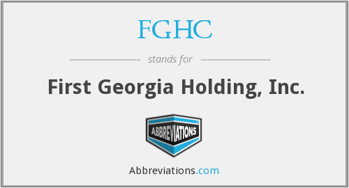 What does FGHC stand for?