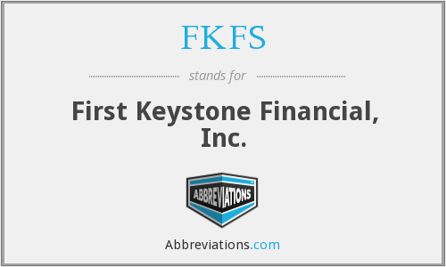 What does FKFS stand for?