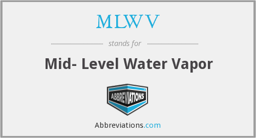 What does MLWV stand for?