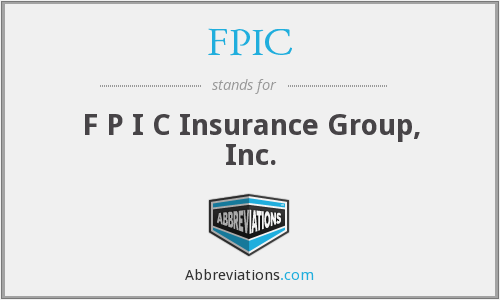 What does FPIC stand for?