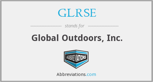 What does GLRSE stand for?
