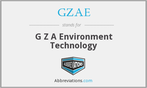 What does GZEA stand for?