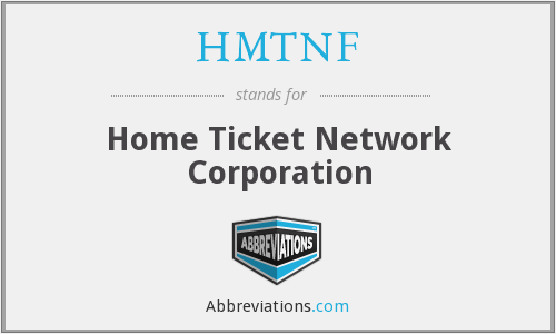 What does HMTNF stand for?