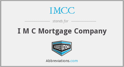 What does IMCC stand for?