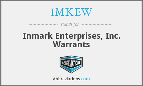 What does IMKEW stand for?