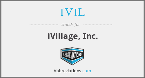 What does IVIL stand for?