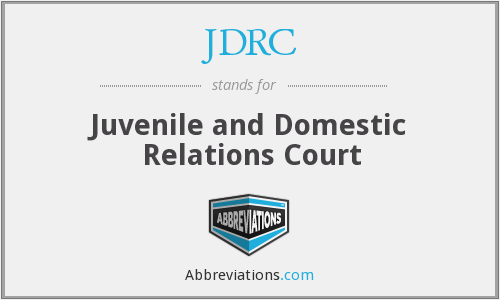 What does JDRC stand for?