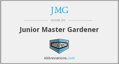 What does JMG stand for?