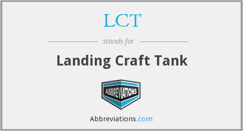 What does LCT stand for?