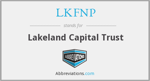 What does LKFNP stand for?