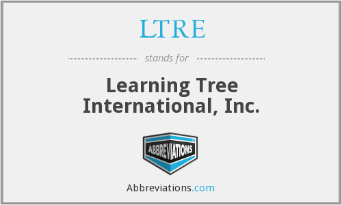 What does LTRE stand for?