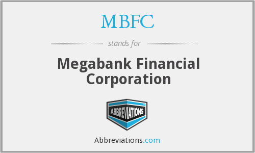What does MBFC stand for?