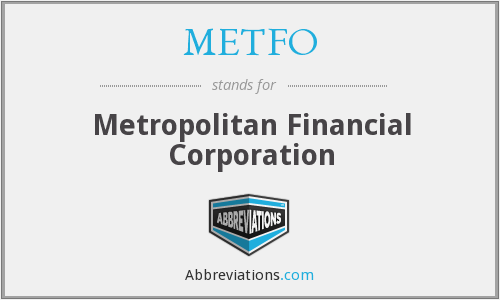 What does METFO stand for?