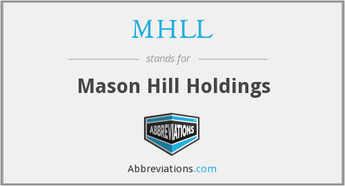 What does MHLL stand for?