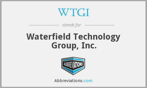 What does WTGI stand for?