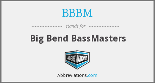 What does BBBM stand for?