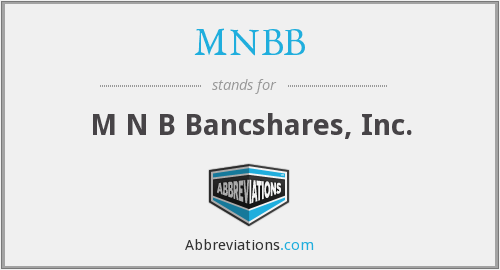 What does MNBB stand for?
