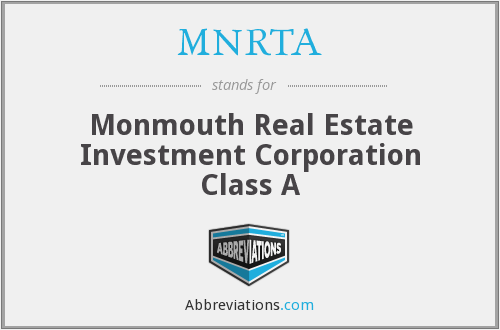 What does MNRTA stand for?