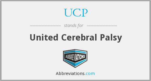 What does UCP stand for?
