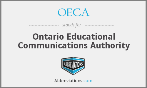 What does OECA stand for?