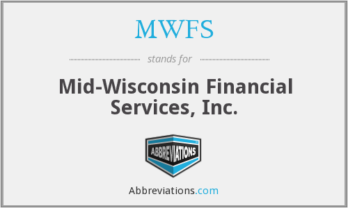 What does MWFS stand for?