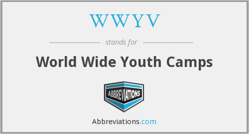 What does WWYV stand for?