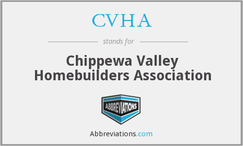 What does CVHA stand for?