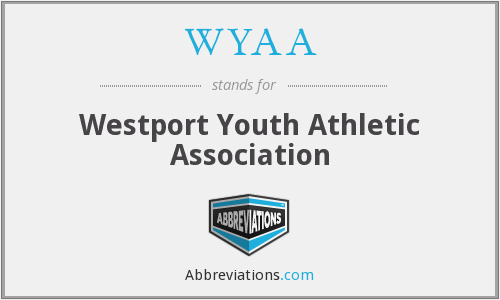WYAA - Westport Youth Athletic Association