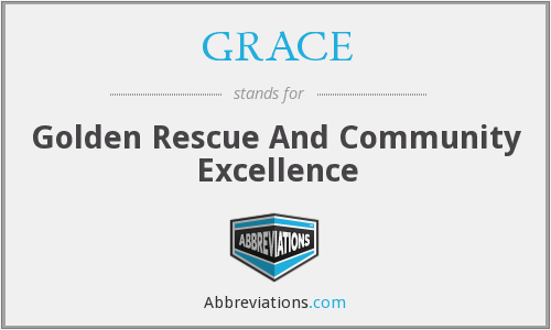 GRACE - Golden Rescue And Community Excellence