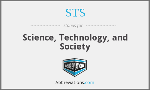 STS - Science, Technology, and Society