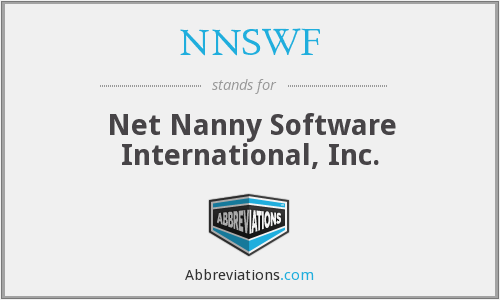 What does NNSWF stand for?