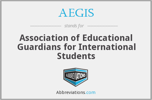 AEGIS - Association of Educational Guardians for International Students