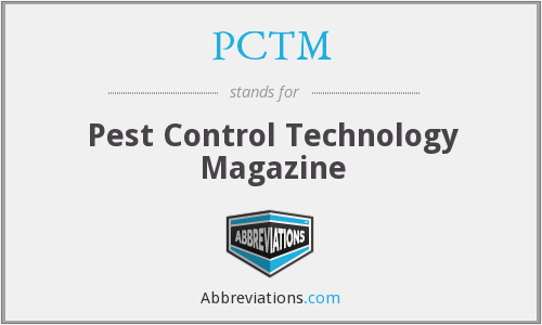 What does PCTM stand for?