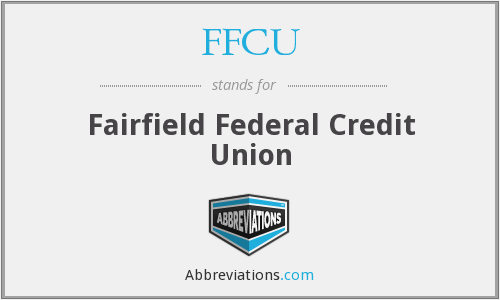 FFCU - Fairfield Federal Credit Union