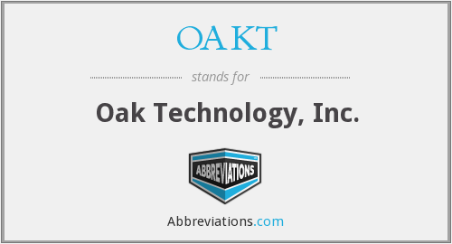 What does OAKT stand for?