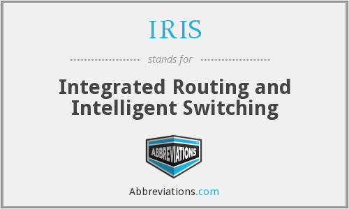 IRIS - Integrated Routing and Intelligent Switching