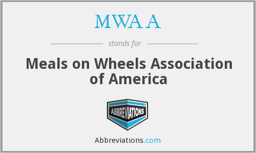 MWAA - Meals on Wheels Association of America