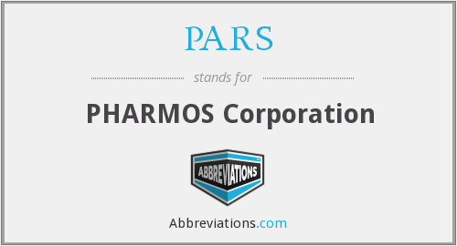 PARS - PHARMOS Corporation